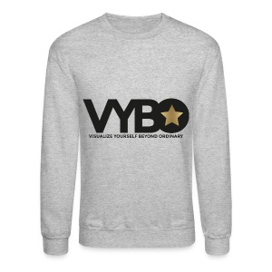 'VYBO' Crewneck Sweatshirt - Crewneck Sweatshirt