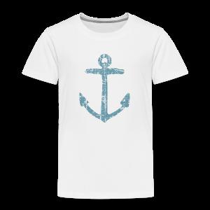 Anchor Vintage Toddler T-Shirt - Toddler Premium T-Shirt