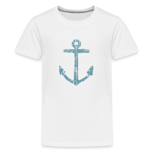 Anchor Vintage Kid's T-Shirt - Kids' Premium T-Shirt