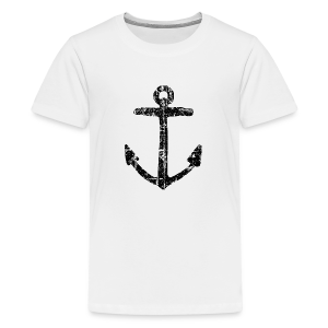 Anchor Vintage Kid's T-Shirt - Kids' Premium T-Shirt