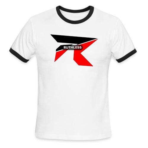 Ruthless Jersey - Men's Ringer T-Shirt