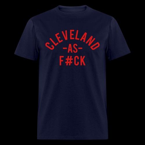 Cleveland as F - Men's T-Shirt