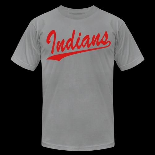 Indians T-Shirt - Men's Fine Jersey T-Shirt