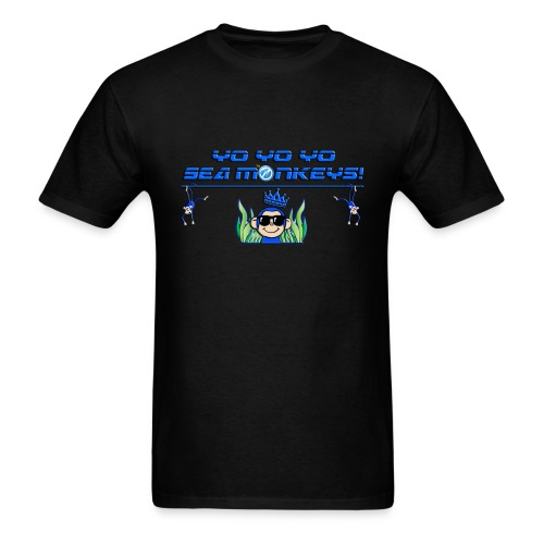 The SeaMonkey Shirt - Men's T-Shirt