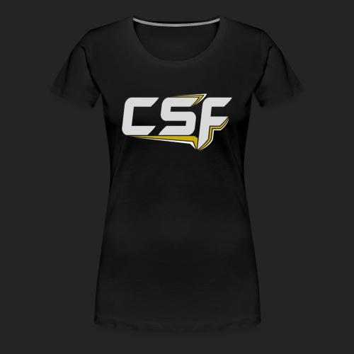 Womens CSF Tee - Women's Premium T-Shirt