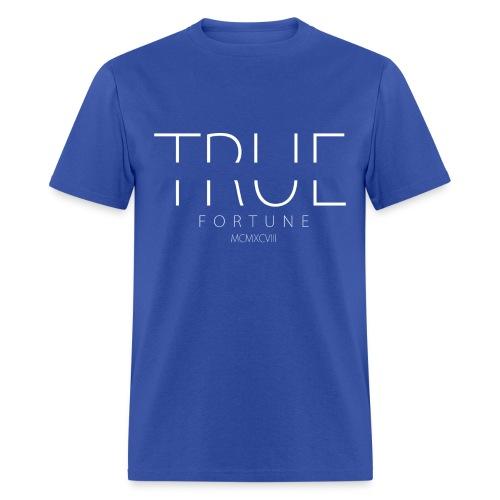 Men's True Fortune Tee - Royal Blue - Men's T-Shirt