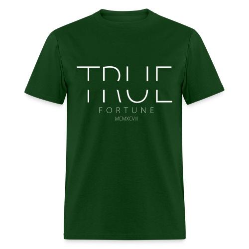 Men's True Fortune Tee - Forest Green - Men's T-Shirt