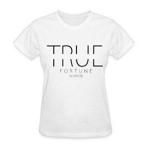 Women's True Fortune - White - Women's T-Shirt