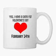 Coffee/Tea Mug   Valentine's Date