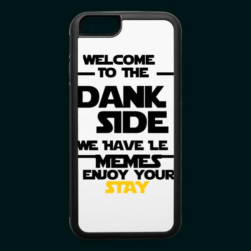 Dank Side On Phone - iPhone 6/6s Rubber Case