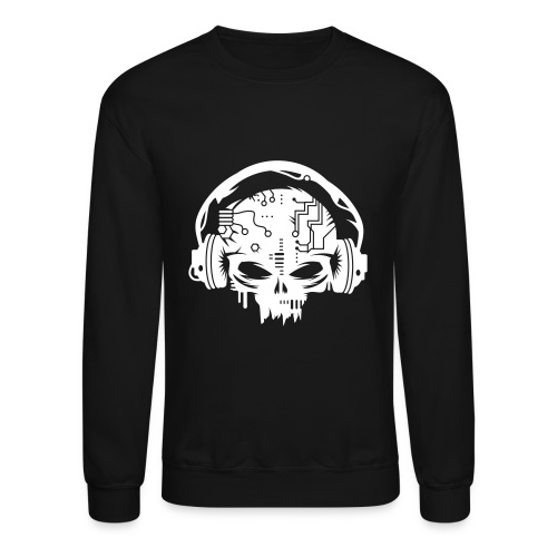Skull Sweater - Crewneck Sweatshirt