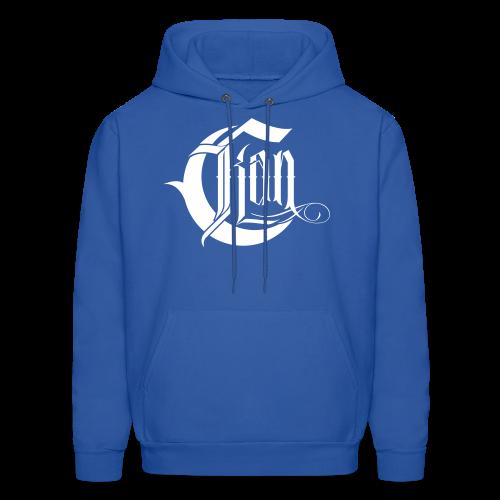 C-Kan Hoodie - Royal Blue - Men's Hoodie