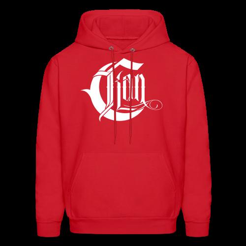 C-Kan Hoodie - Red - Men's Hoodie
