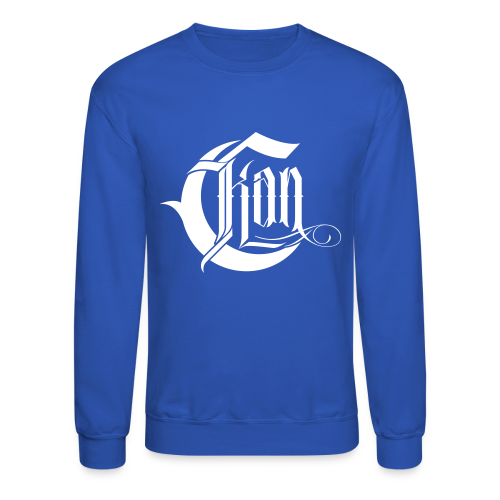 C-Kan Sweatshirt - Royal Blue - Crewneck Sweatshirt