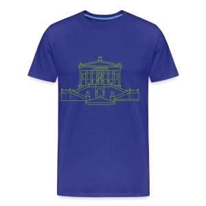 Alte Nationalgalerie Berlin - Men's Premium T-Shirt