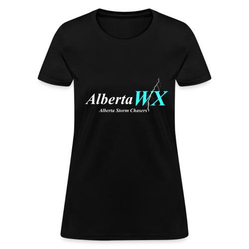 AlbertaWX classic logo T-Shirt - Women's T-Shirt