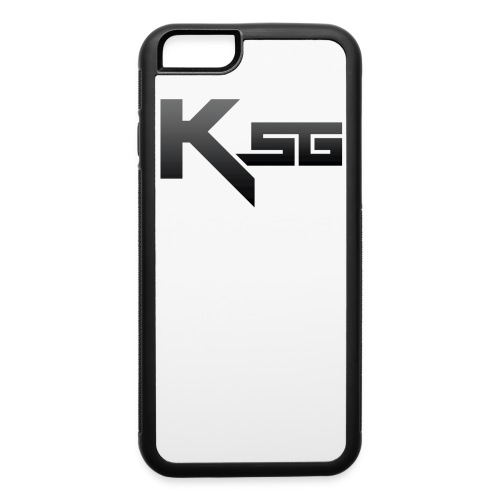 KSG Black iPhone 6 Case  - iPhone 6/6s Rubber Case