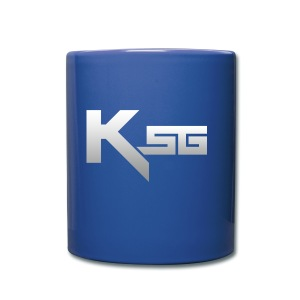 KSG Blue Mug - Full Color Mug