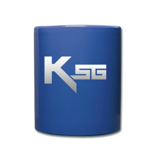 KSG Blue Mug - Full Color Mug
