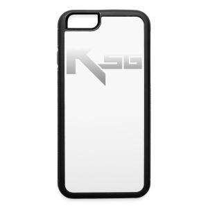 KSG White iPhone 6 Case  - iPhone 6/6s Rubber Case