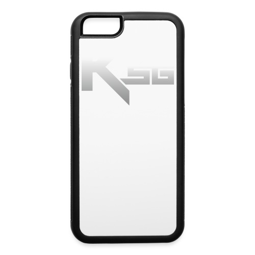 KSG White iPhone 6 Case  - iPhone 6/6s Rubber Case