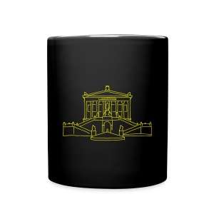 Alte Nationalgalerie Berlin - Full Color Mug