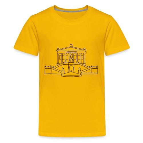 Alte Nationalgalerie Berlin - Kids' Premium T-Shirt