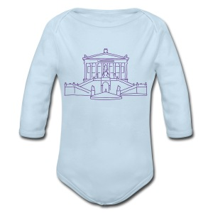 Alte Nationalgalerie Berlin - Long Sleeve Baby Bodysuit