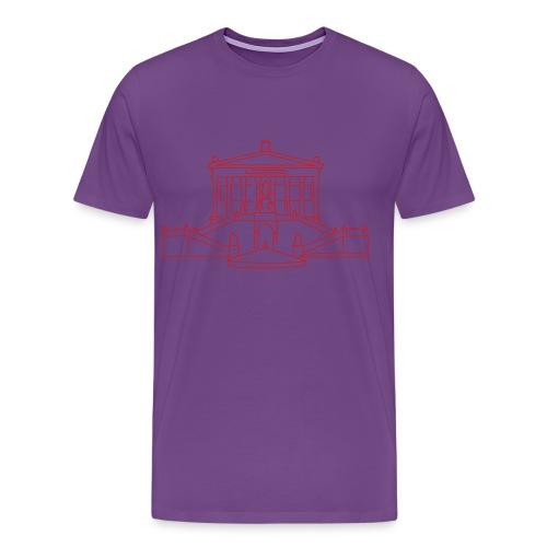 Alte Nationalgalerie Berlin - Men's Premium T-Shirt