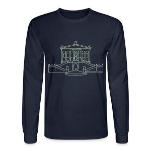 Alte Nationalgalerie Berlin - Men's Long Sleeve T-Shirt