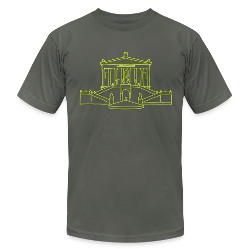 Alte Nationalgalerie Berlin - Men's Fine Jersey T-Shirt