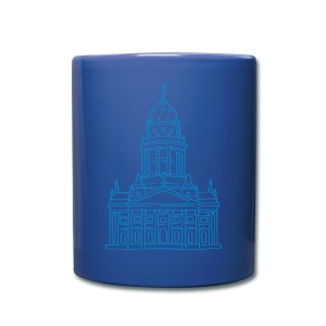 French Cathedral Berlin - Full Color Mug