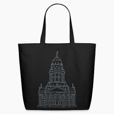 French Cathedral Berlin Bags & backpacks