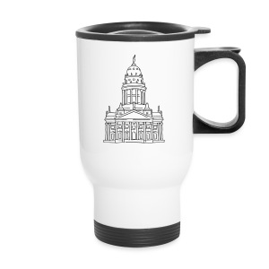 French Cathedral Berlin - Travel Mug
