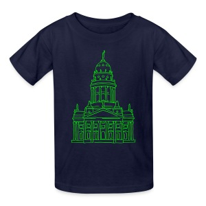 French Cathedral Berlin - Kids' T-Shirt