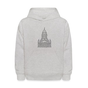 French Cathedral Berlin - Kids' Hoodie