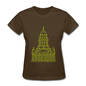 French Cathedral Berlin - Women's T-Shirt