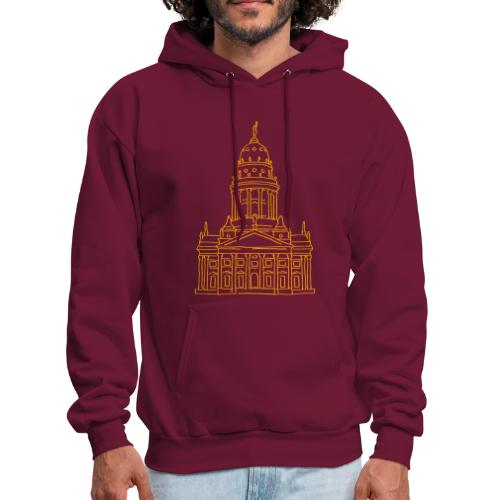 French Cathedral Berlin - Men's Hoodie