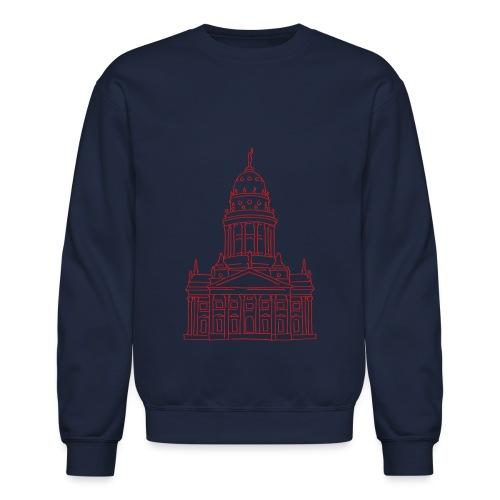 French Cathedral Berlin - Crewneck Sweatshirt