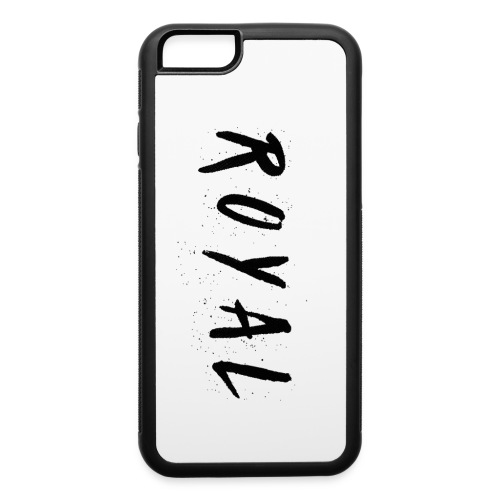 Royal Phone Case (iPhone 6) - iPhone 6/6s Rubber Case