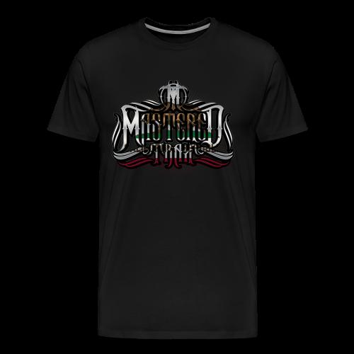 Mastered Trax (California) Tee - Black - Men's Premium T-Shirt