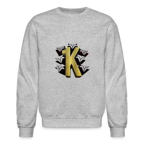 1k Limited Edition Sweat Shirt - Crewneck Sweatshirt