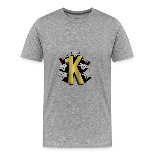 1k Limited Edition T-Shirt - Men's Premium T-Shirt