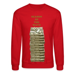 Season Of The Wave Crew neck - Crewneck Sweatshirt