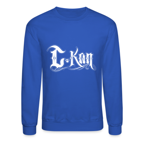 C-Kan Sweatshirt - Royal Blue - Crewneck Sweatshirt
