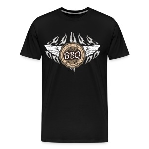 Grill Master Barbecue Chef - Men's Premium T-Shirt