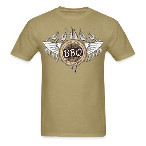 Grill Master Barbecue Chef - Men's T-Shirt