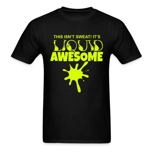 Mens Liquid Awesome Tee - Men's T-Shirt