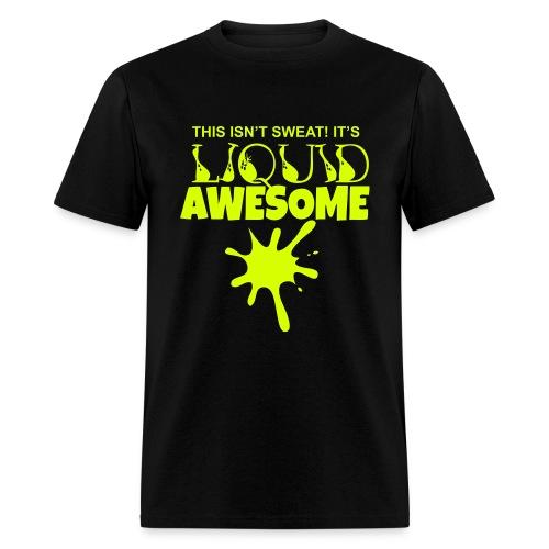 Mens Liquid Awesome Tee - Men's T-Shirt