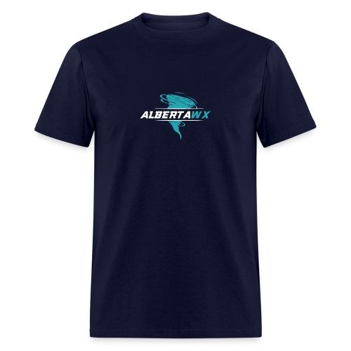 AlbertaWX new logo T-Shirt - Men's T-Shirt